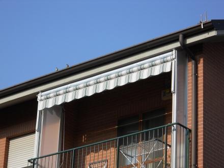 Tende Veranda Estate Inverno : Tenda veranda per balcone villanova d asti buttiglierad asti